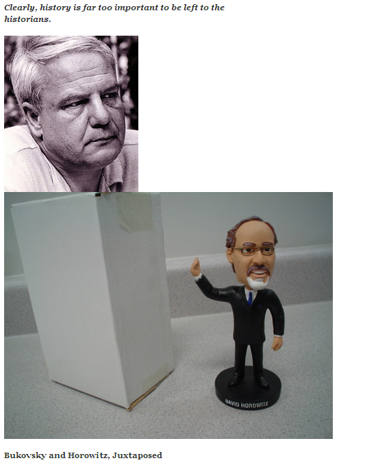 bukovsky and horowitz
