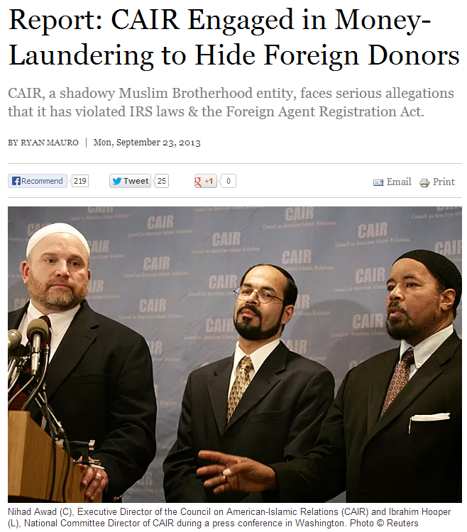 cair report by clarion foundation money laundering 23.9.2013