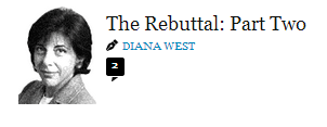 diana west, the rebuttal part 2 8.9.2013
