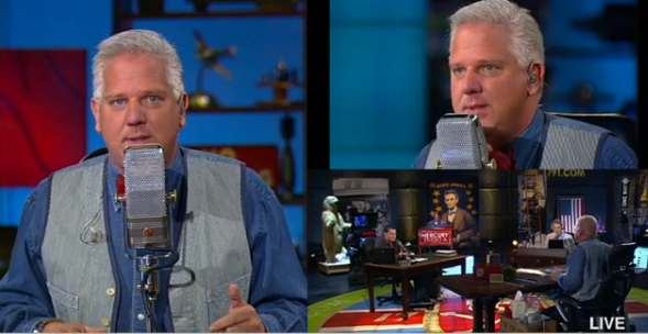 glenn beck calling on obama to be impeached 18.9.2013