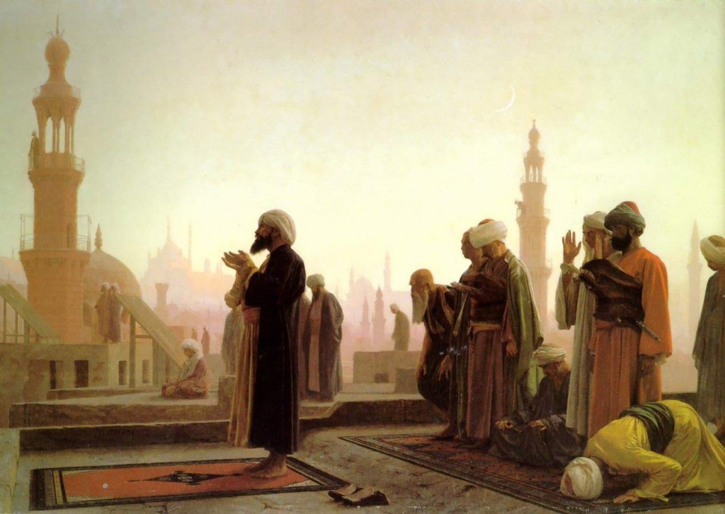 islamic fantasies