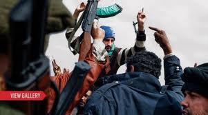 libyan tribsemen