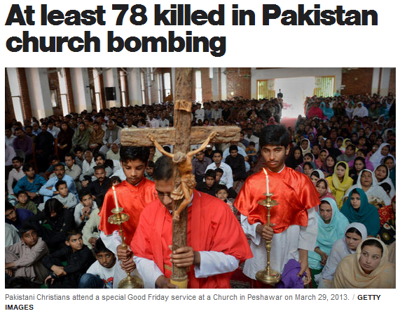 pakistan bombing 78 dead 23.9.2013