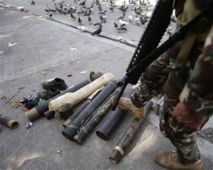phillipines rebel weapons captured
