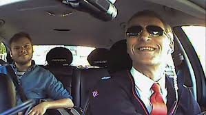 stoltenberg man of the people taxidriver