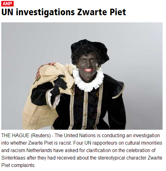 UN INVESTIGATES DUTCH BLACK PETE 22.10.2013