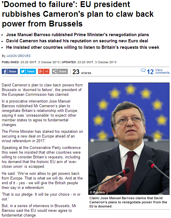 fake eu president dooms uk pledge to take back sovereignty 4.10.2013