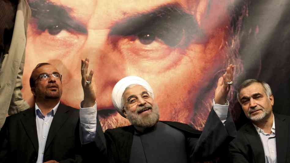 rouhani is a wolf in sheeps clothing