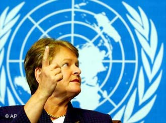 Gro H Brundtland