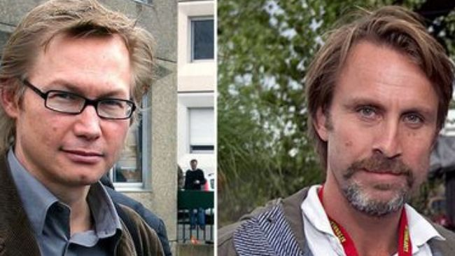 Swedish journalists kidnapped in syria 26.11.2013