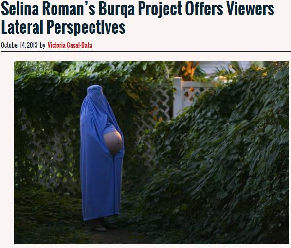 burka art