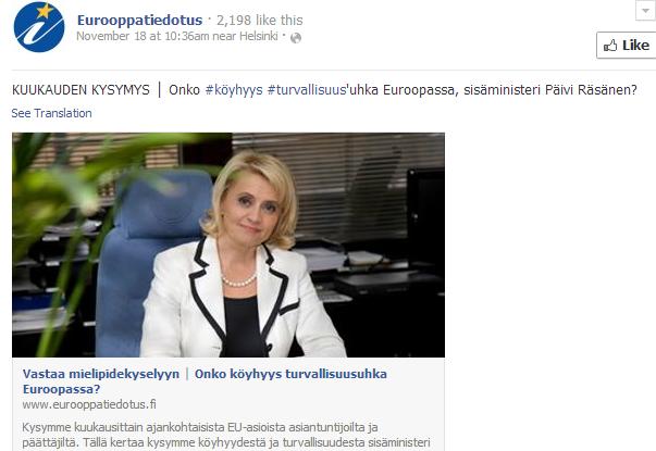 eu facebook räsänen