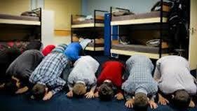 illegal mosque school