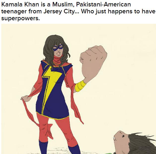 kamala marvel muslim dawa crap 6.11.2013