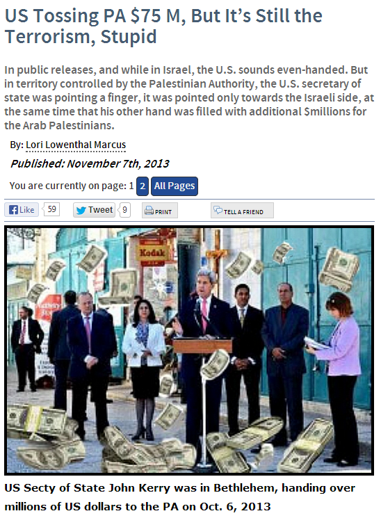 obama throws 75 mill at the islamonazis in the pa 8.11.2013