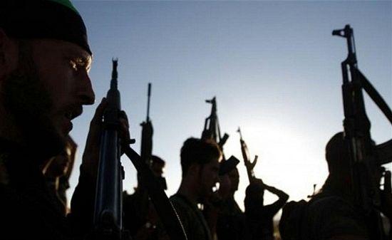 rebel tards in sadad homs syria