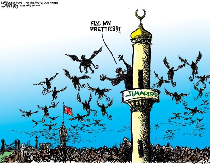 uk jihadists