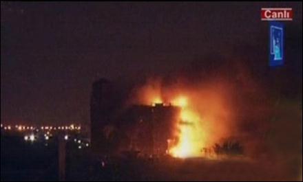 Iraq shopping mall attack