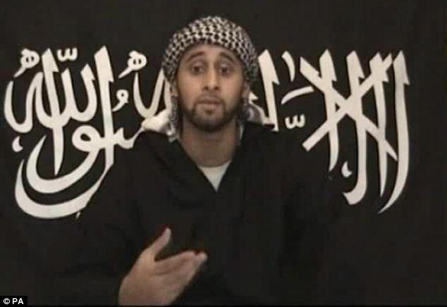 Kashif Tariq terrorist brother