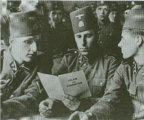 bosnian islamonazis