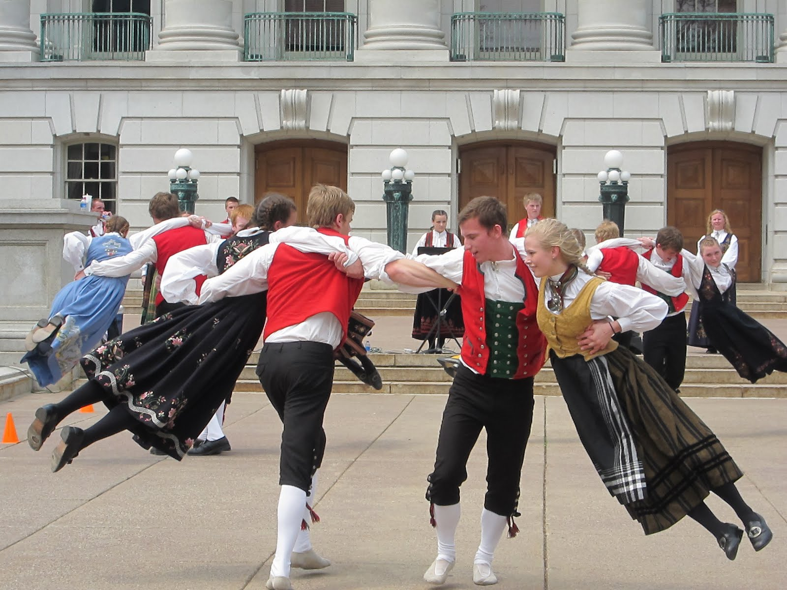 norway dancing
