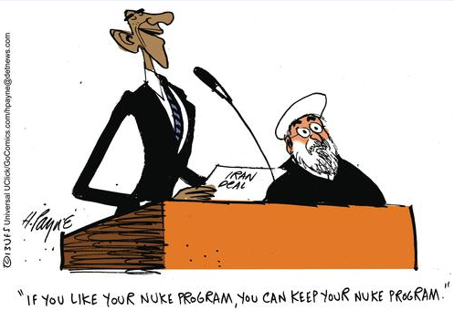obama if you like your nuke deal you can keep it