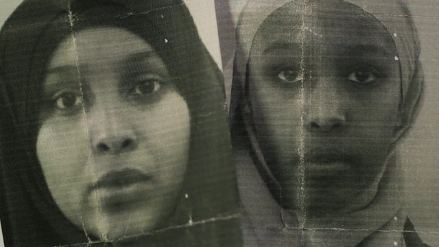 somali sisters from norway in syria