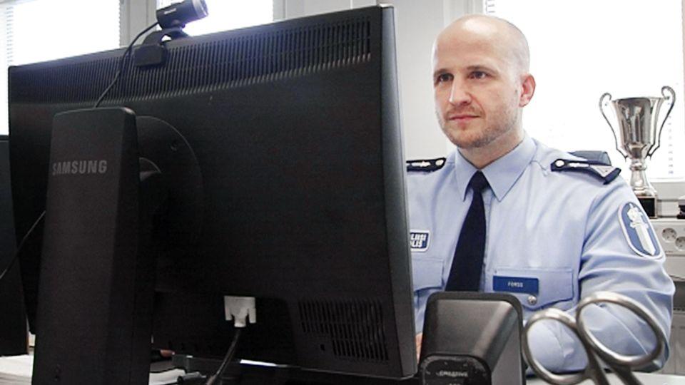 poliisi Marko Forss nettipoliisi