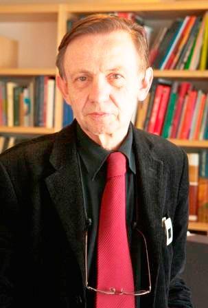 Professor Rudi Ekkart