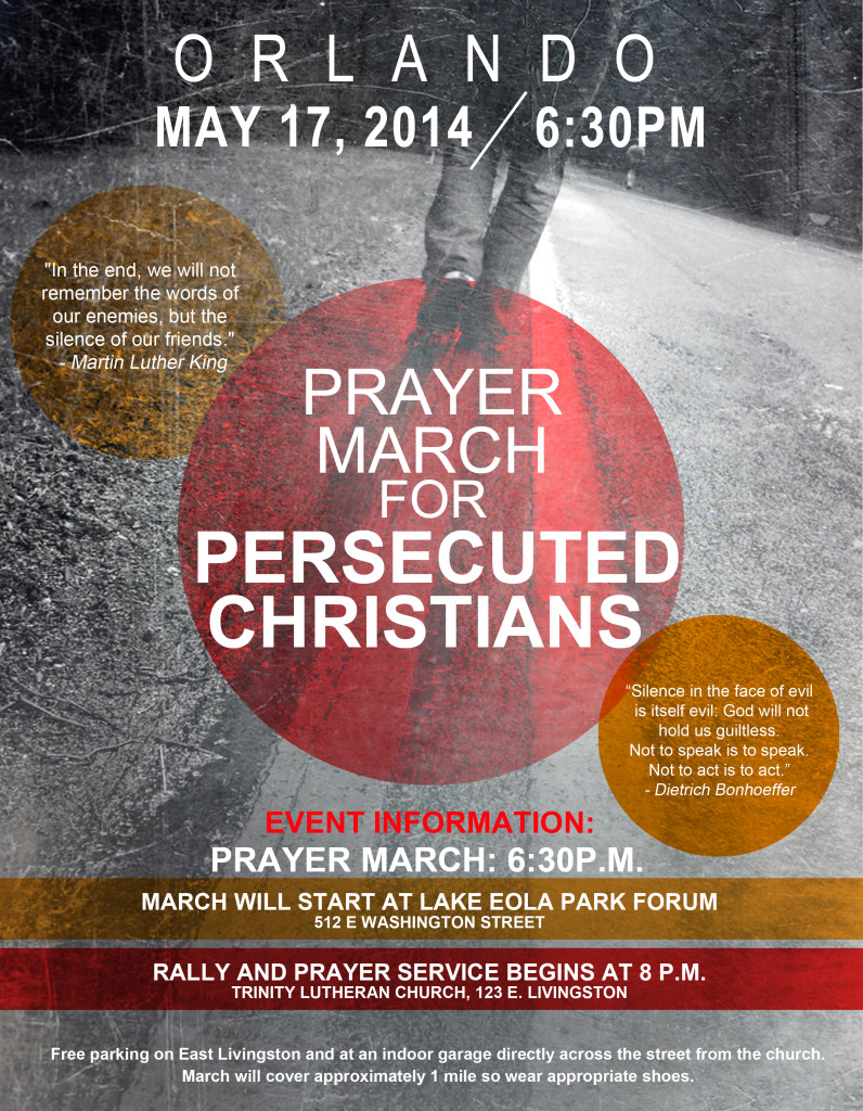 PrayerMarch