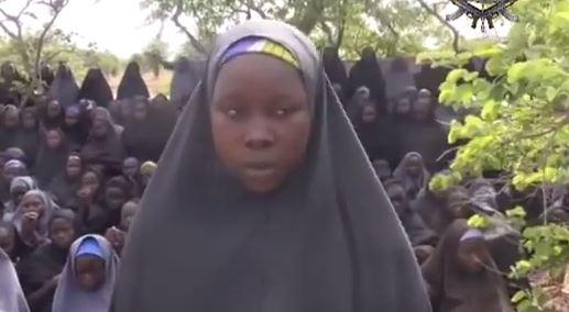 kidnapped nigerian christian girl reciting tard crap 12.5.2014
