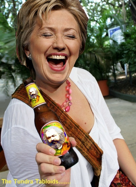 Hillary marx beer cheer