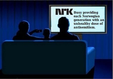 NRK antisemitism