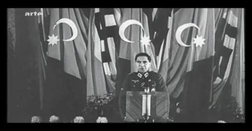 NAZI MUSLIM ALLIANCE