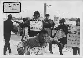 vietnam protest