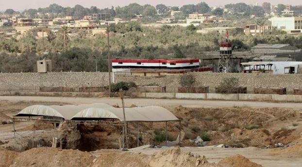 egypt tunnels