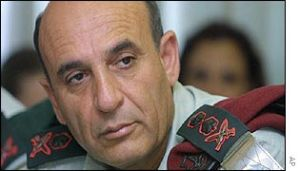 General Shaul Mofaz