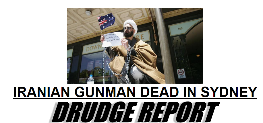 IRANIAN GUNMAN DEAD 15.12.2014