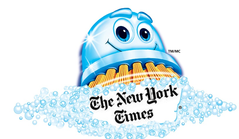 NYT SCRUB