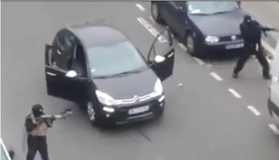 car hedbo shooting