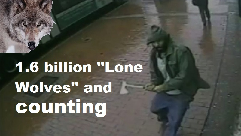 lone wolf jihad 1.6 billion and counting