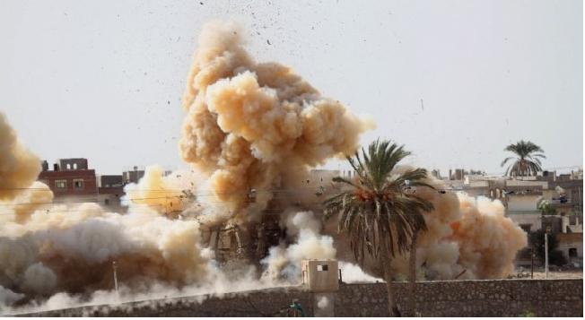 EXPLOSION IN LBYA