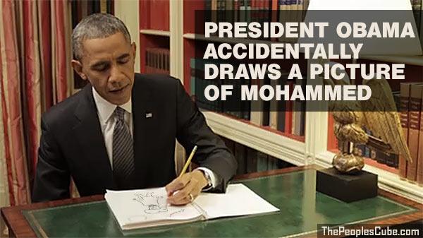 Obama_Draws_Mohammed