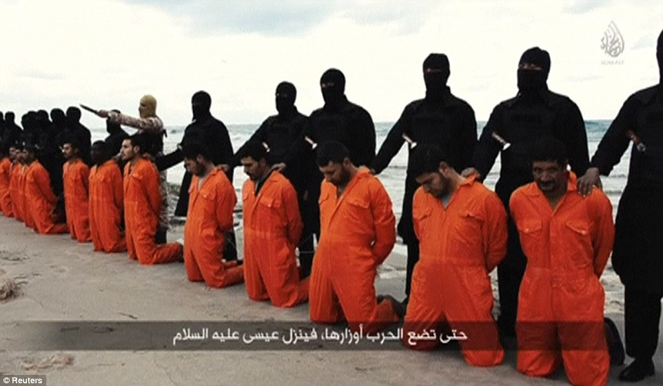 copts beheaded
