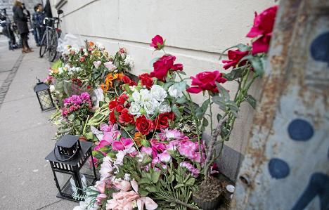flowers for a tard murderer