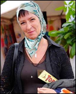 mona sahlin hijab