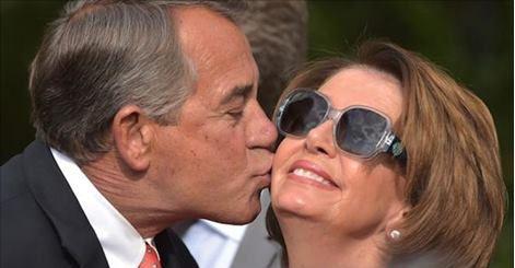 boehner kiss of stretch