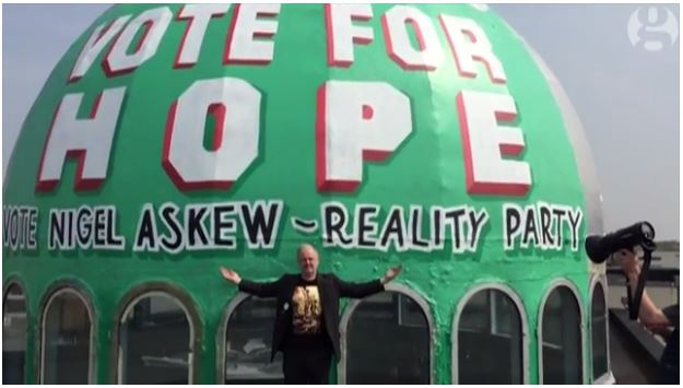 reality party on mosque
