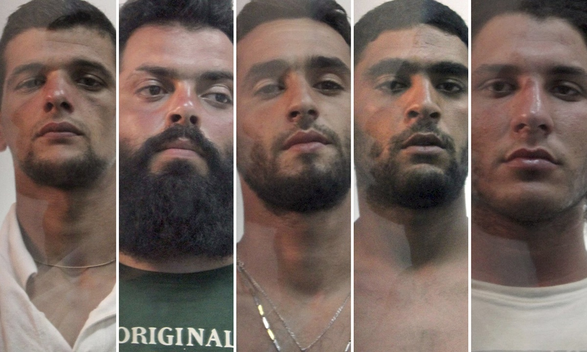 five tards charged for 200 drownings 10.8.2015
