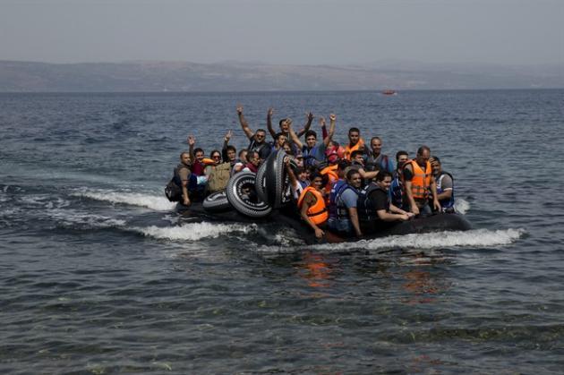 dinghy settlers
